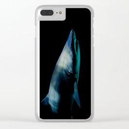 Shark Clear iPhone Case
