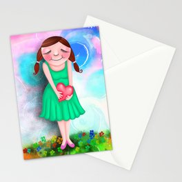 Lovable Stationery Cards