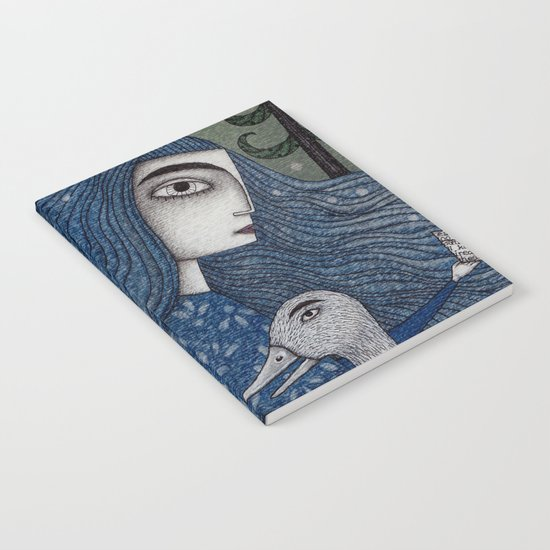 The White Duck Notebook