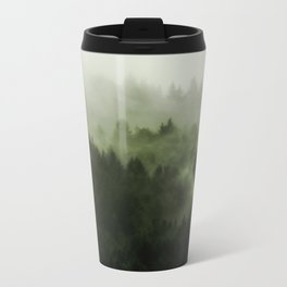 Drift - Green Mountain Forest Metal Travel Mug