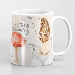 Mushroom Hunter Coffee Mug