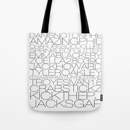 YouTubers 1 Tote Bag