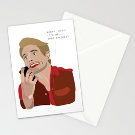 Todd Kraines (Scott Disick) Stationery Cards