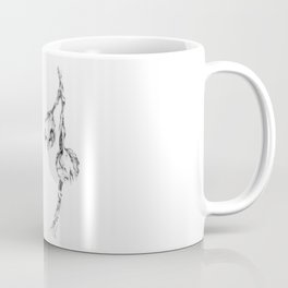 Paper Skull Lanterns (part of the Strange Plants series) Coffee Mug