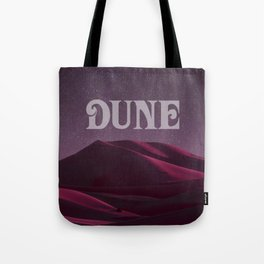 A Night on Arrakis Tote Bag