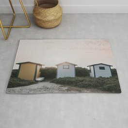 Summer at the beach II - Landscape and Nature Photography Rug