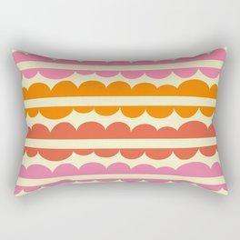 Mordidas Sixties Rectangular Pillow