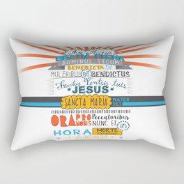 AVE MARIA Rectangular Pillow