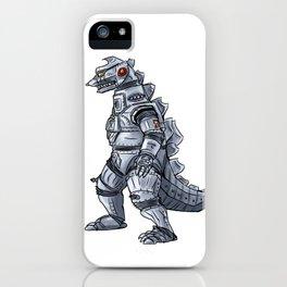 Mechagodzilla iPhone Case