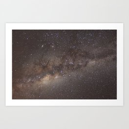 Night Sky 1 Art Print