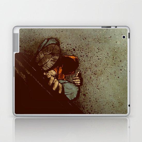 Waiting (2012 Version) Laptop & iPad Skin