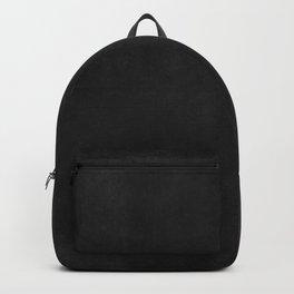 Simple Chalkboard background- black - Autum World Backpack