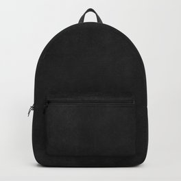 Simple Chalkboard background- black - Autum World Backpack