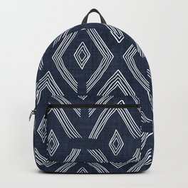 Birch in Navy Blue Backpack
