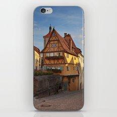 Rothenburg ob der Tauber iPhone Skin