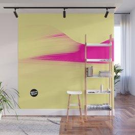Abstract Desert Pink #kirovair #design #minimal #society6 #buyart Wall Mural