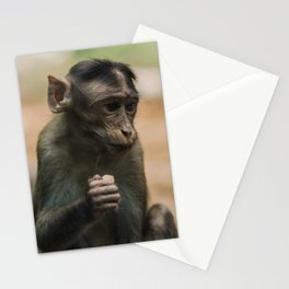Monkeying Around Stationery Cards