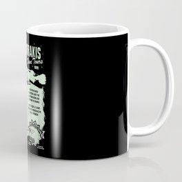 visit arrakis Coffee Mug