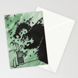 The Goblins Will Get You Stationery Cards
