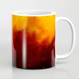 Burnt texture Coffee Mug