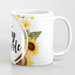 Stay Humble Coffee Mug