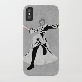 Xemnas iPhone Case