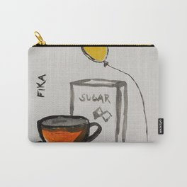 swedish FIKA Carry-All Pouch