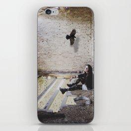 Raven Queen iPhone Skin