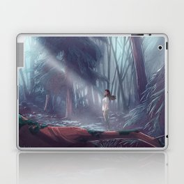 How to be a Werewolf: Malaya in the Forest Laptop & iPad Skin