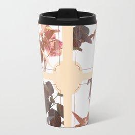 Art Deco Pastel Travel Mug