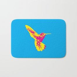CMY Bird Bath Mat