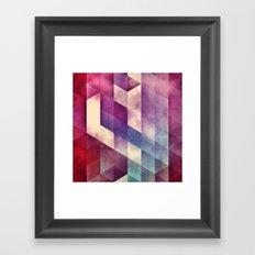 ryd jyke Framed Art Print