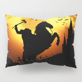 Headless Horseman Pillow Sham