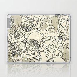 The Prayer Bloc Party Laptop & iPad Skin