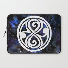 The Seal of Rassilon Laptop Sleeve