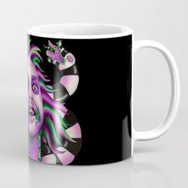 Stoned & Unusual - black Coffee Mug