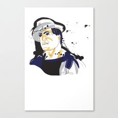 Rocky Balboa_INK Canvas Print