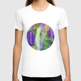 abstract nature // lake district T-shirt