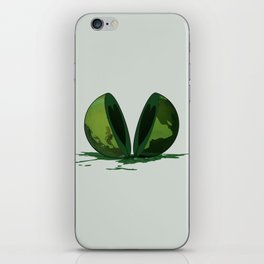Lovearth inside iPhone Skin