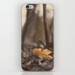 Ashes, Ashes. We All Fall Down. iPhone Skin
