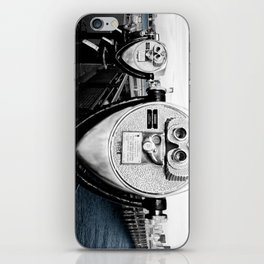Onlooker. iPhone Skin