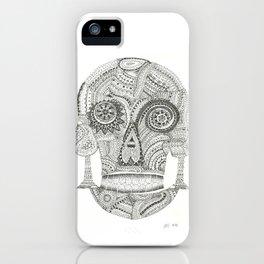 Sugar Skull 2.0 iPhone Case