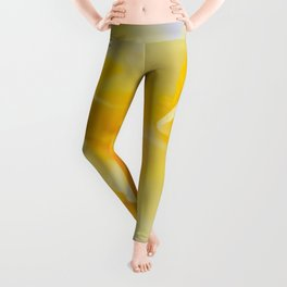 Spring Greeting Leggings