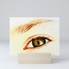 Modern The Future Mini Art Print