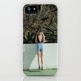 Don't go There, It's a Trap iPhone Case