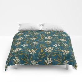KALI OLIVE Comforters