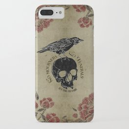 No mourners no funerals - Six of Crows iPhone Case