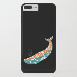 For the Love of Whales iPhone Case