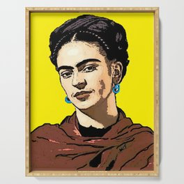 Frida Kahlo Serving Tray