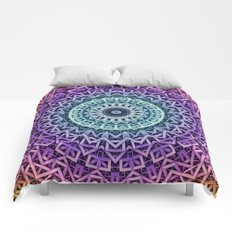 3D-Abstract-Digital-Pattern Comforters